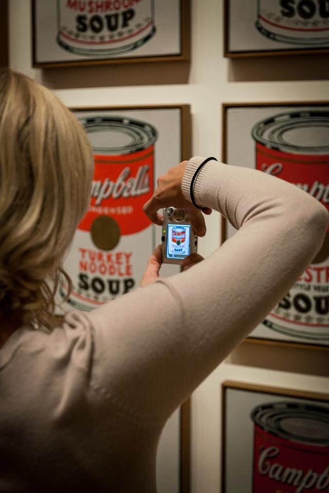 To Remember Warhol