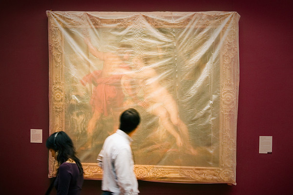 Undercover Rubens