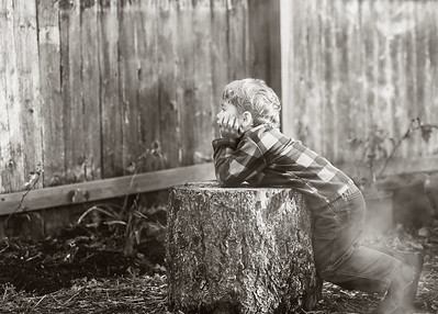 Stumped in Thought