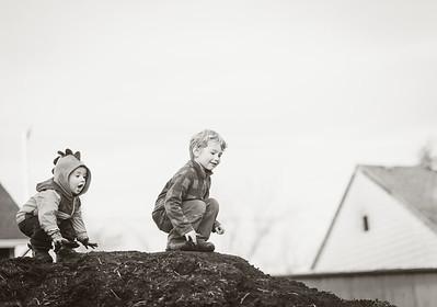 Climbing Compost
