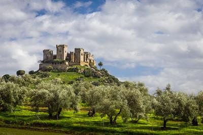 Almodovar Castle, Spain