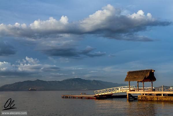 The Diver's Pier