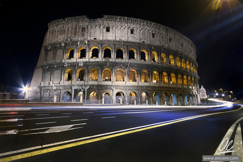 The Elephant in the Room - Amphitheatrum Flavium or Colosseum of Rome