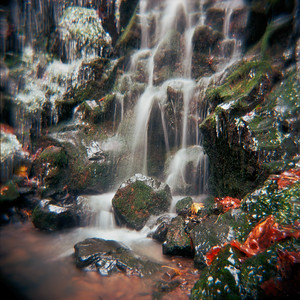 Frozen Falls I