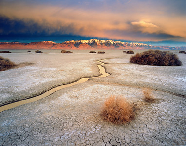 Steens Spring Sunrise II