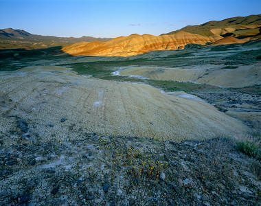 Painted Hills Evening