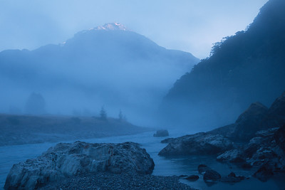 Dart River Mist