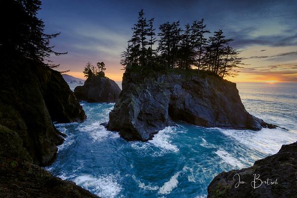 Spruce Islands