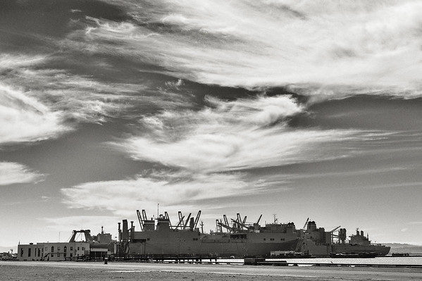 Ferry Point, Alameda, California