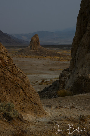 Trona Towers, California