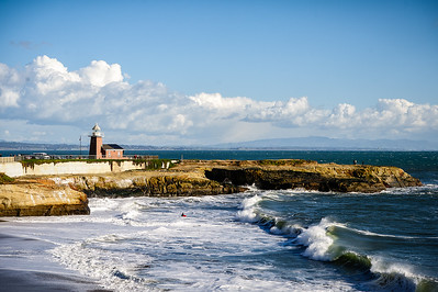 Lighthouse Point Park Santa Cruz California
