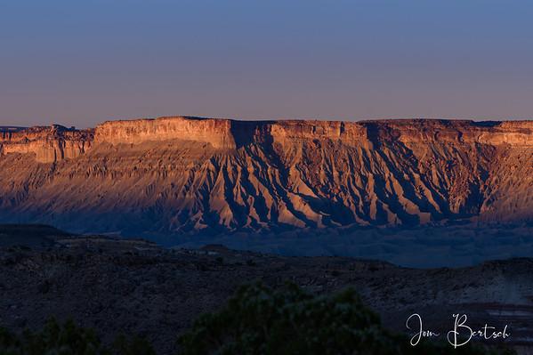 Badland Mesa
