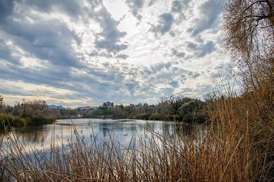 Pond, Heather Farm, Walnut Creek, California