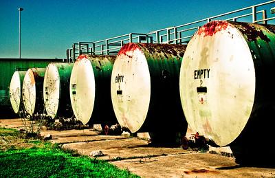 Peak Oil IV - Treasure Island, San Francisco, CA