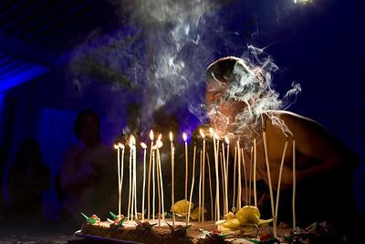 Birthday Girl & Birthday Cake - Milan, Italy