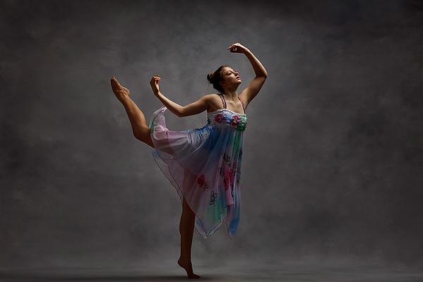 Ballet and dance movement photography by Sergey Bidun Photography in Sacramento, California.