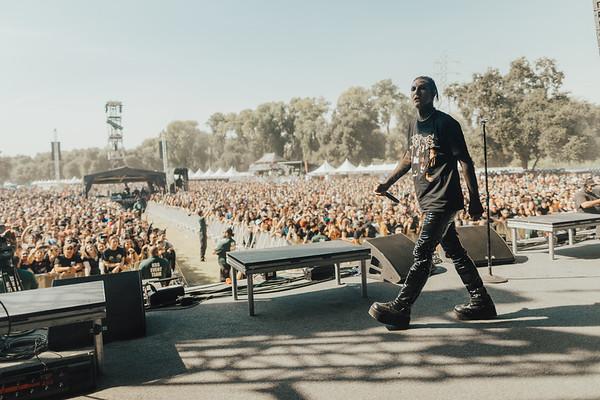 10.11.19 Sacramento, CA Afterhshock Festival