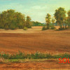 The Preparation, Woodland Bottoms<br /> 5 x 7<br /> Oil on canvas panel