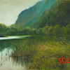 Benson State Park<br /> 5x7<br /> Oil on canvas panel