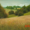 Corbett Pasture<br /> 5x7<br /> Oil on canvas panel