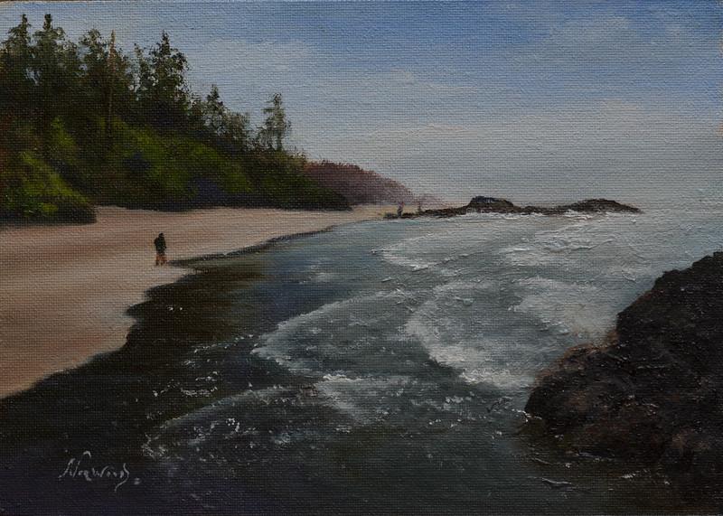 Strolling Ruby Beach II