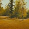 Pettit's Pasture<br /> 5x7 <br /> Oil on canvas panel