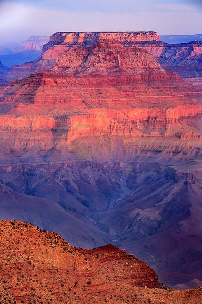 Dawn Meets Geology II