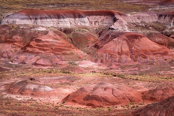 Painted Desert Hills