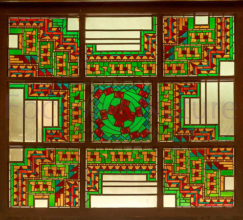 Ahwahnee Stained Glass