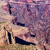 Geology in Grand Canyon National Park, Coconino County, Arizona