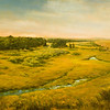 Where the Wild Moose Roam - re-worked 2007<br /> 30 x 40<br /> Oil on canvas