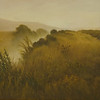 Hush Hour on the Gros Ventre<br /> 12 x 16<br /> Oil on canvas