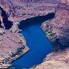 Closeup of Colorado River, Grand Canyon National Park, Coconino County, Arizona