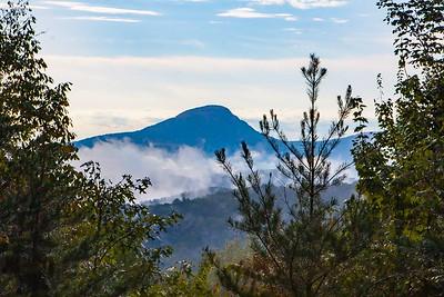 Mount Yonah by Morning