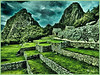 """THE AGRICULTURAL TERRACES OF MACHU PICCHU"""