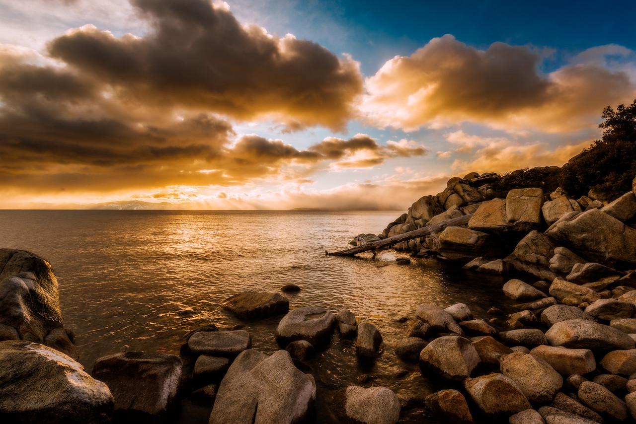 Sand Harbor Softer