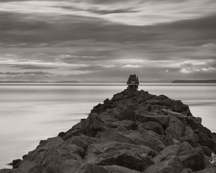 Jetty, Keystone, Whidbey Island, Washington