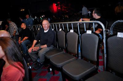 GENE HACKMAN, JACKSON SERIES MMA, 2011
