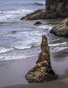 Beach Monolith