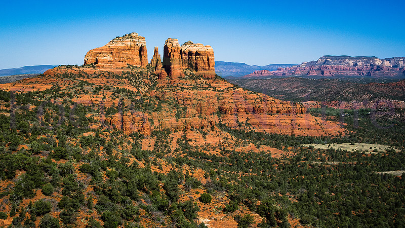The Glory Of Sedona