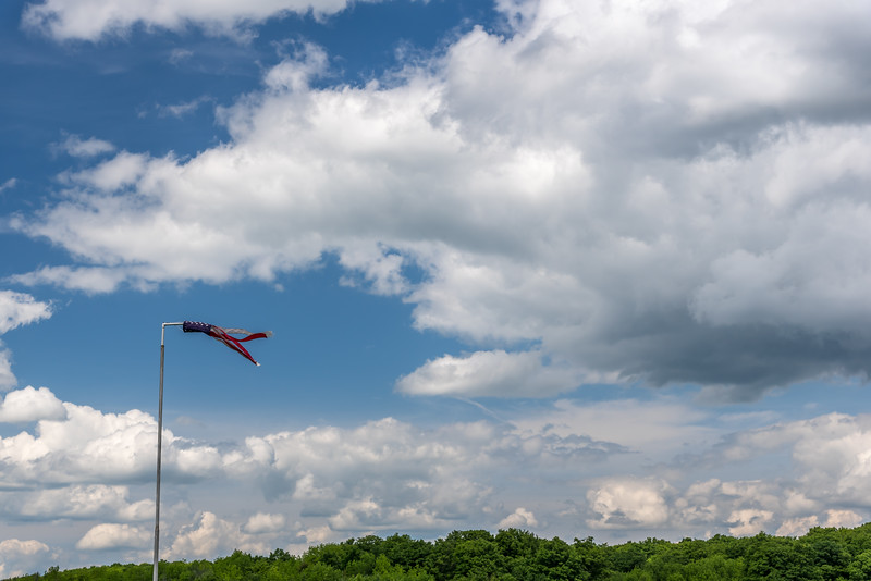 Windsock at Berlin model plane field.
