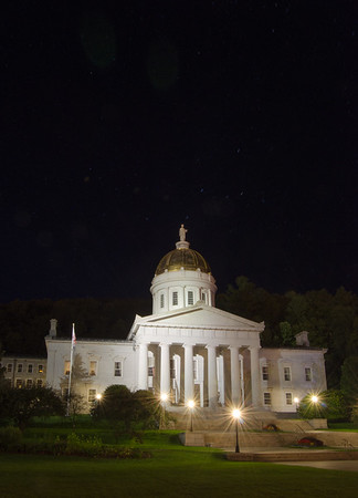 Big Dipper over the Capitol