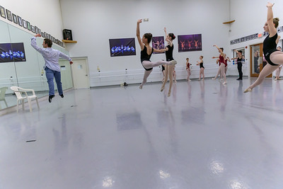 Master Class at Boca Ballet