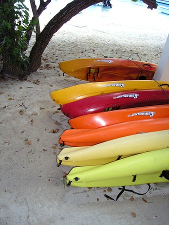 KAYAKS . . .ST. JOHNS