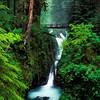 Soleduck Fall, Olympic National Park, Washington