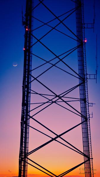 Tower at Nashville Emergency Management Office