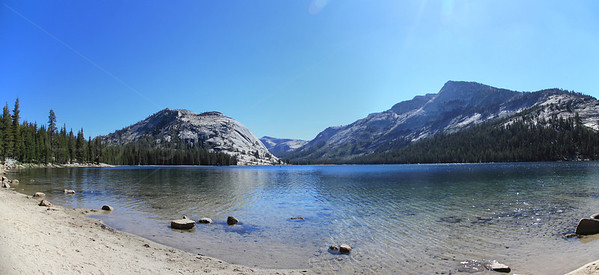 Tenaya Lake, Yosemite, CA