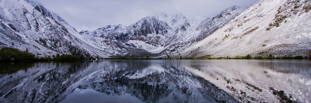 Morning at Convict Lake