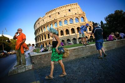 Italy Creative Photography Paparazzi Style