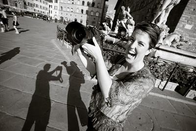 Creative Photography Paparazzi Style